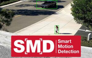 Smart Motion Detection Prevents False Alarms from Camera Systems