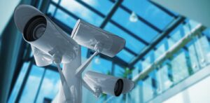 Security camera installation in Timonium, MD